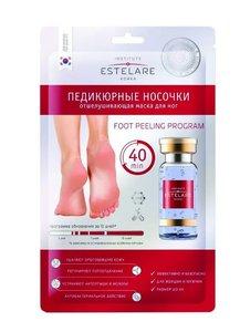 Педикюрные носочки Estelare маска для ног 40 г