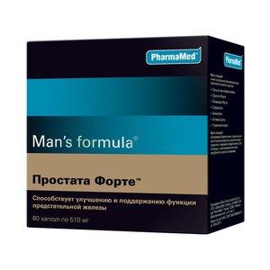 Мен-С формула Простата Форте капсулы N 60