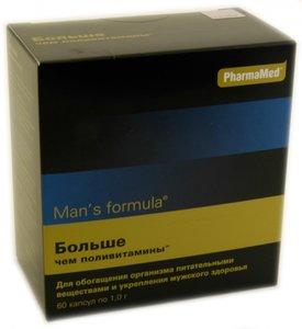 Мен-С формула Больше чем поливитамины капсулы N 60
