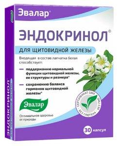 Эвалар Эндокринол капсулы N30