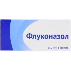 Флуконазол капс 150мг N1 Озон