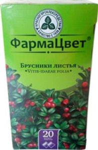 Брусника листья КЛС ф/п 1.5г N 20