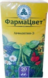 Сбор Арфазетин-Э КЛС ф/п 2г N 20