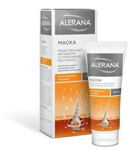 Маска для волос интенсивное питание 150мл Алерана
