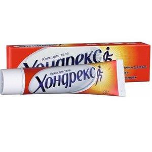 Хондрекс крем 50мл Вертекс
