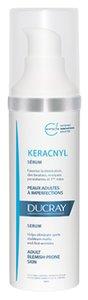 Ducray Keracnyl Сыворотка разглаживающая для проблемной кожи 30 мл