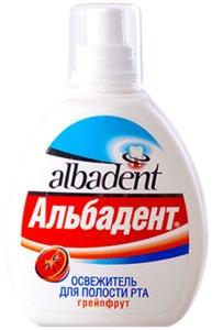 Альбадент Освежитель спрей для рта грейпфрут 35мл N 1