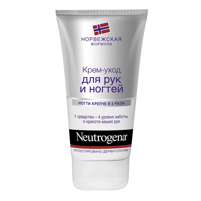 Neutrogena Норвежская формула крем-уход для рук и ногтей 75мл