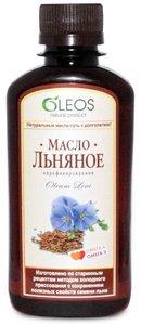 Льняное масло Олеос 500 мл