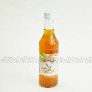 Сироп имбирный на фруктозе с лимоном 250 мл N 1