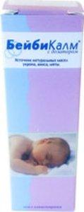 Бейби Калм концентрат с дозатором для младенцев при метеоризме 15мл N 1