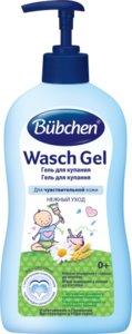 Bubchen Гель для купания младенцев с ромашкой 400 мл