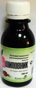 Камелия масло шиповника БАД 100 мл N 1