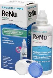 Раствор для контактных линз Renu MultiPlus 120 мл
