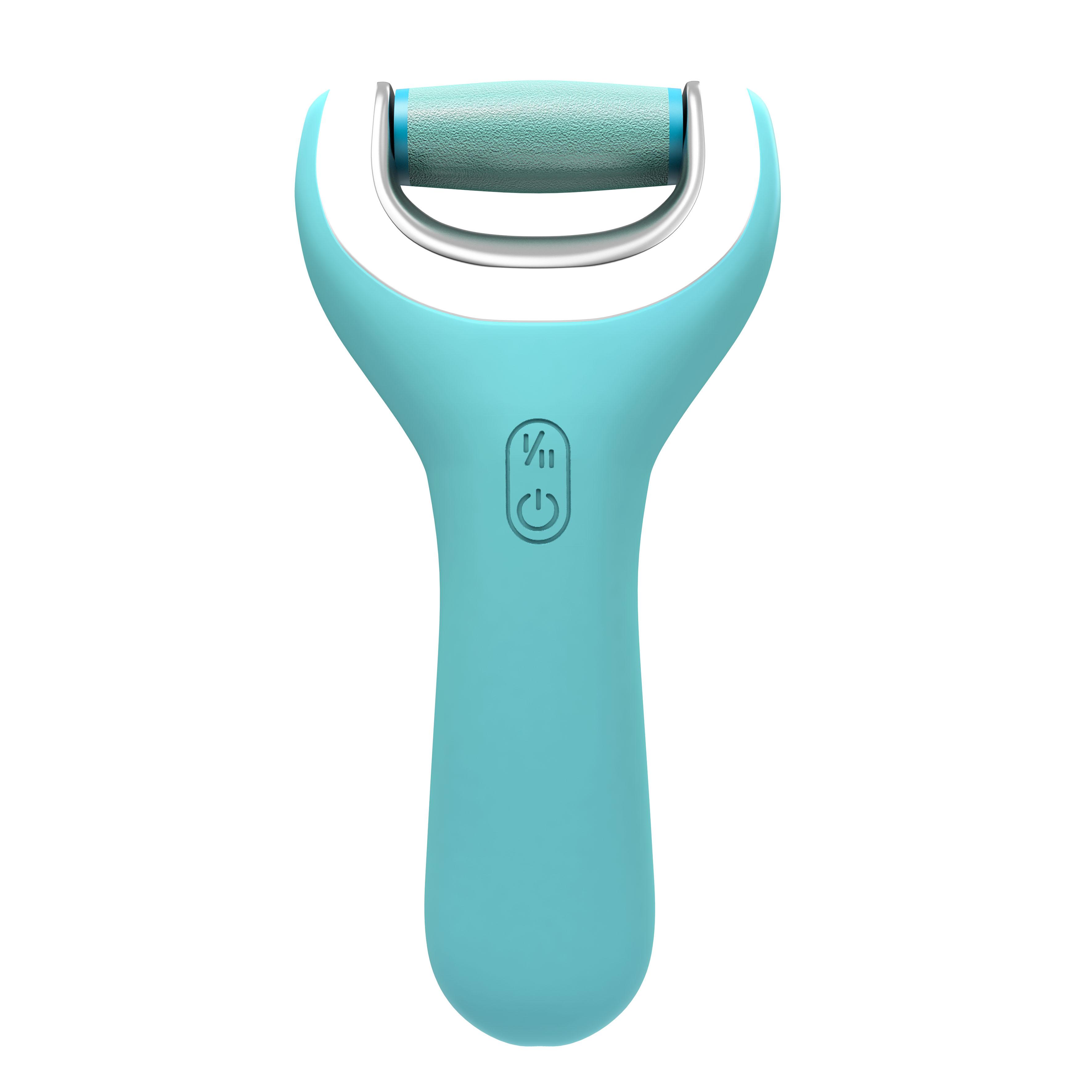 Электрическая роликовая пилка Scholl Wet & Dry для удаления огрубевшей кожи стоп