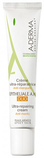 Epitheliale a.h. duo крем восстанавливающий 40мл A-derma (А-Дерма)