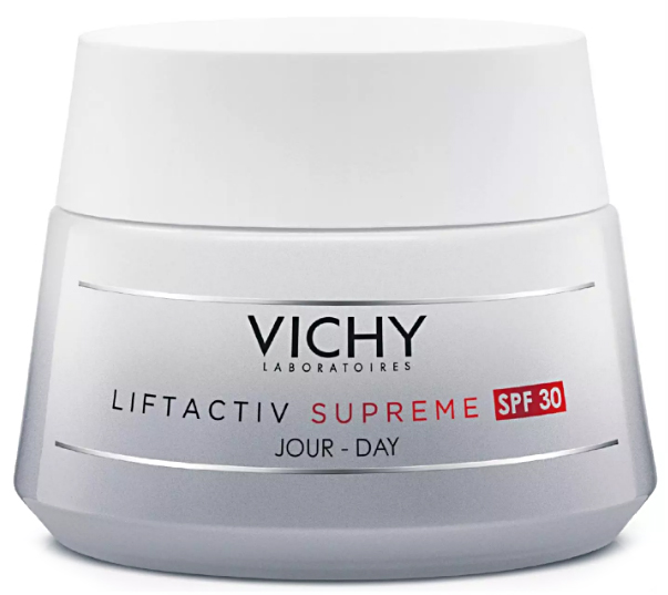 Liftactiv Supreme крем-уход против морщин для упругости кожи SPF30 50мл Vichy (Виши)
