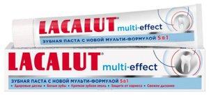 Lacalut Multi-effect 5в1 Зубная паста 75 мл