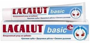 Lacalut Basic Зубная паста 75 мл