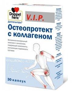 Доппельгерц Остеопротект с коллагеном N30