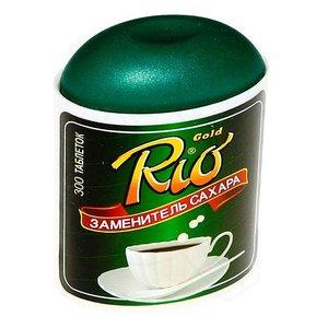 Сахарозаменитель Рио Голд таблетки 300 шт.