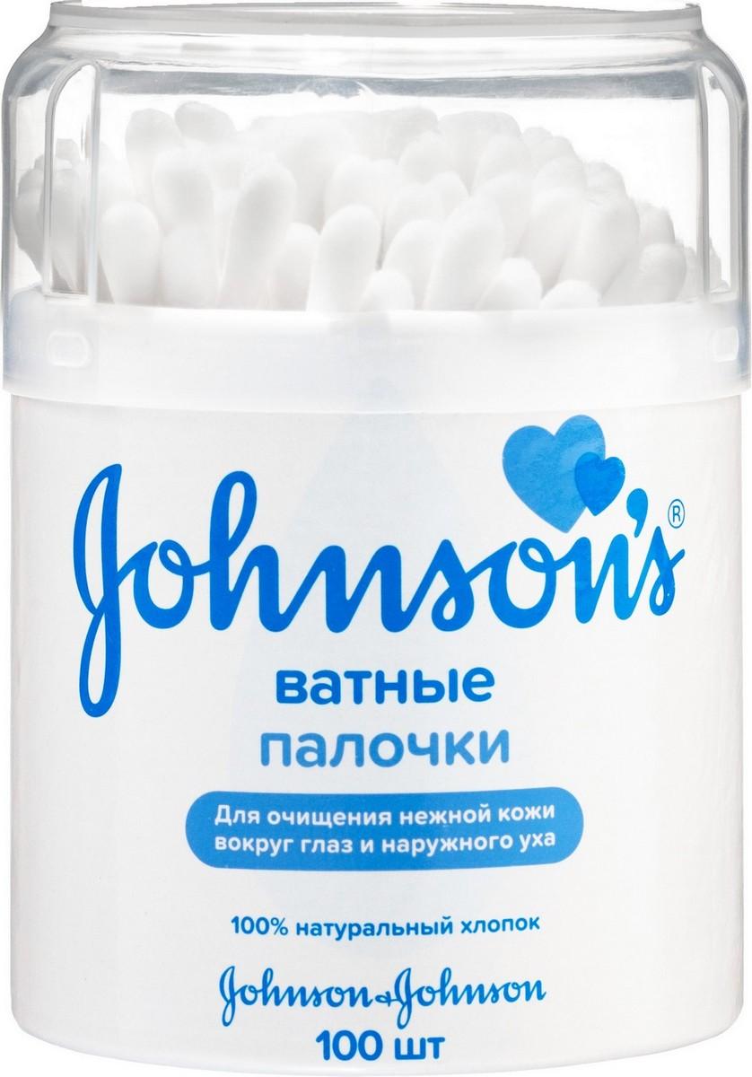 Джонсонс ватные палочки N100
