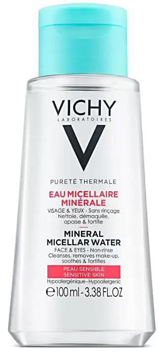 Purete Thermale мицеллярная вода с минералами для чувствительной кожи 100мл Vichy (Виши)