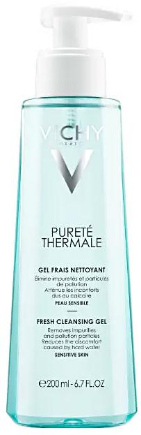 Purete Thermale гель очищающий освежающий гель 200мл Vichy (Виши)