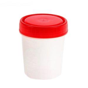 Контейнер для образцов биоматериалов стерильный 125 мл