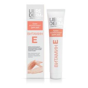 Librederm Крем-антиоксидант для рук витамин Е 125 мл