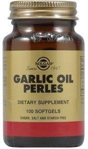 Чесночное масло Солгар Перлес капсулы 350 мг N100