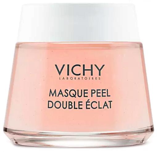 Double Eclat маска-пилинг минеральная двойное сияние 75мл Vichy (Виши)