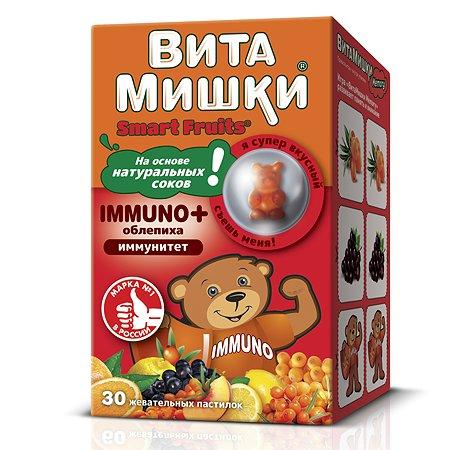 ВитаМишки Immuno+ пастилки жевательные N30