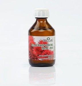 Касторовое масло косметическое 25 мл N 1