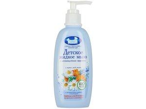 Наша Мама мыло жидкое антимикробное 250мл N 1