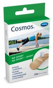 Hartmann Cosmos Sport пластырь для предотвращения мозолей амортизирующий 19х72 мм N20