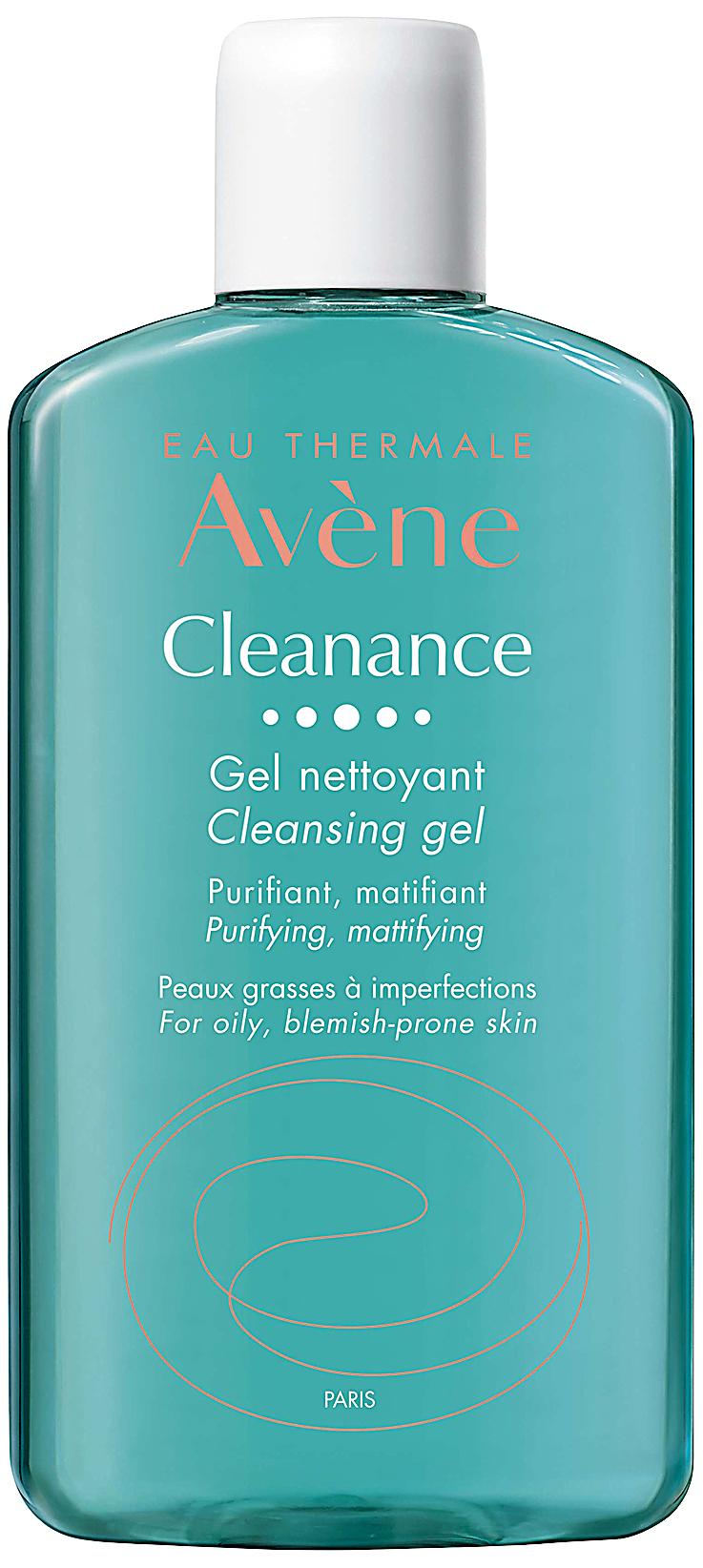 Cleanance гель очищающий, матирующий 200мл Avene (Авен)