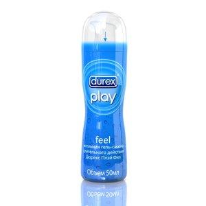 Durex Play Feel гель-смазка длительного действия 50 мл